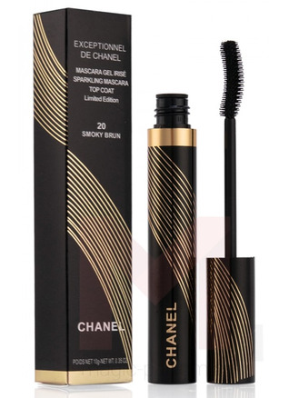 exceptionnel de chanel 20 smoky brun (полосы)