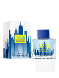 Urban Seduction Blue 100ml men