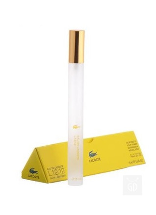 L.12.12 Jaune-Optimistic 15ml women