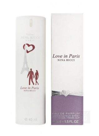 Love in Paris	volume 45ml.	women