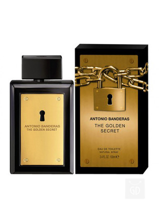 The Golden Secret 	100ml.	men