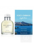 Light Blue Discover Vulcano 125ml man