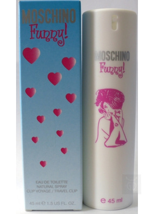 Funny 	volume 45ml.	women