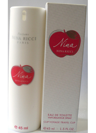 Nina 	volume 45ml.	women